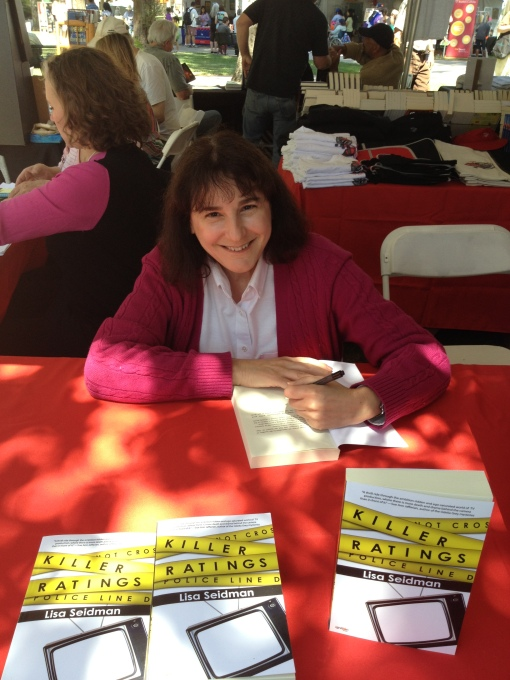 Festival of Books signing